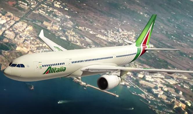 Alitalia - Aereo