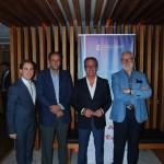 Giorgio Rossi, Massimo Ferrarese, Ivan Aliberti e Comandante Di Luca