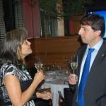 Dra. Ribeiro e Dr. Petraglia