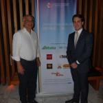 Presidente Câmara Brasil-Alemanha Dr. Sergio Boanada e Giorgio Rossi