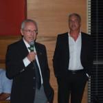 Dr. Mastrangelo e Presidente Alessandro Barillà