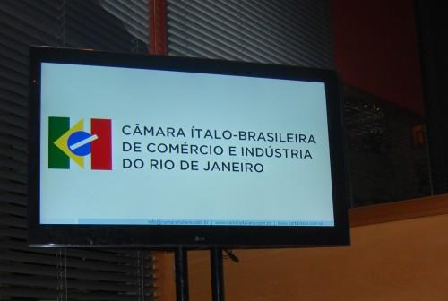 Logo Câmara Italiana