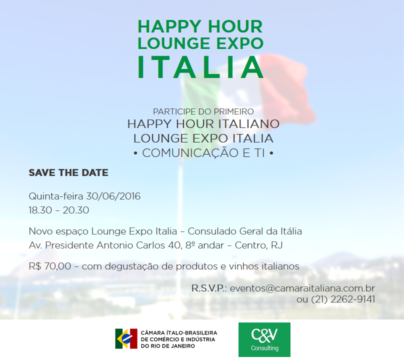 HAPPY HOUR ITALIANO