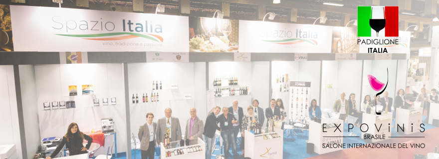 Expovinis 2017 – Spazio Italia