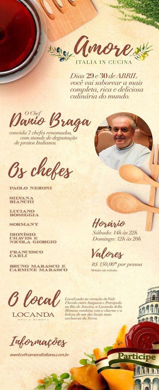 Amore - Italia in cucina