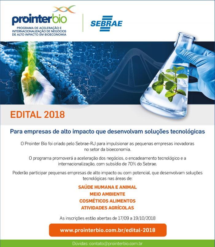 59 - Edital Prointer Bio 2018